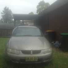 2000 Holden Commodore Sedan Muswellbrook Muswellbrook Area Preview