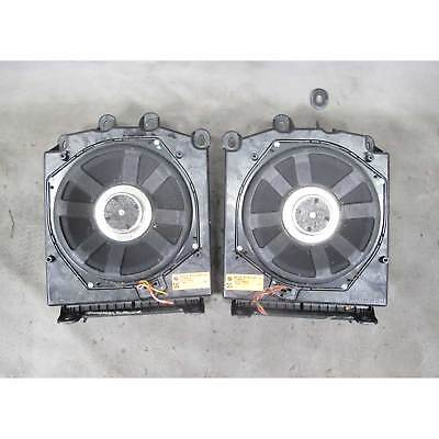 Damaged BMW E60 5-Series E63 Factory DSP Stereo Woofer Subwoofer Speakers 04-10 for sale  Shipping to Canada