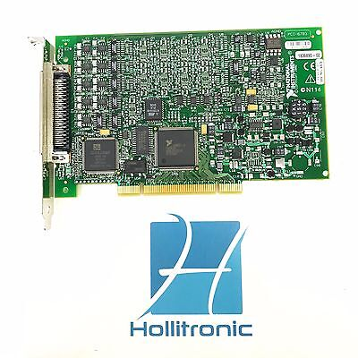 National Instruments Pci-6703 Ni Daq Card Analog Output 183689g-02