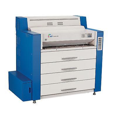 Kip Color 80 Wide Format High Speed Printer Copier