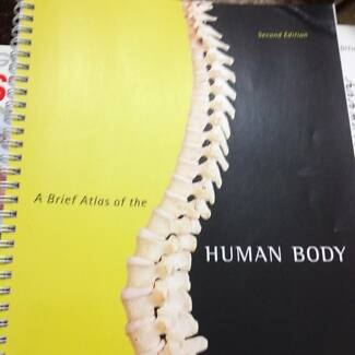 A BRIEF ATLAS OF THE HUMAN BODY AND ANATOMY AND PHYSIOLOGY COLORI Keysborough Greater Dandenong Preview