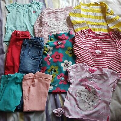 Baby girl clothes 18-24 months bundle