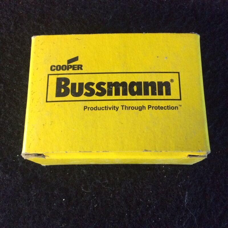 New Box Of 10 Bussmann FRN-R-15 Amp Fuses Energy Efficient Class RK5 250 Volt