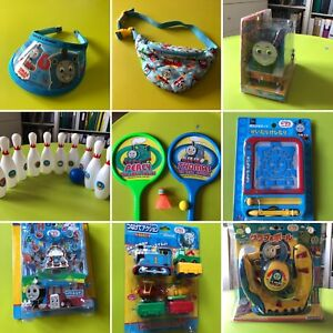 Various Types of Thomas and Friends Items
