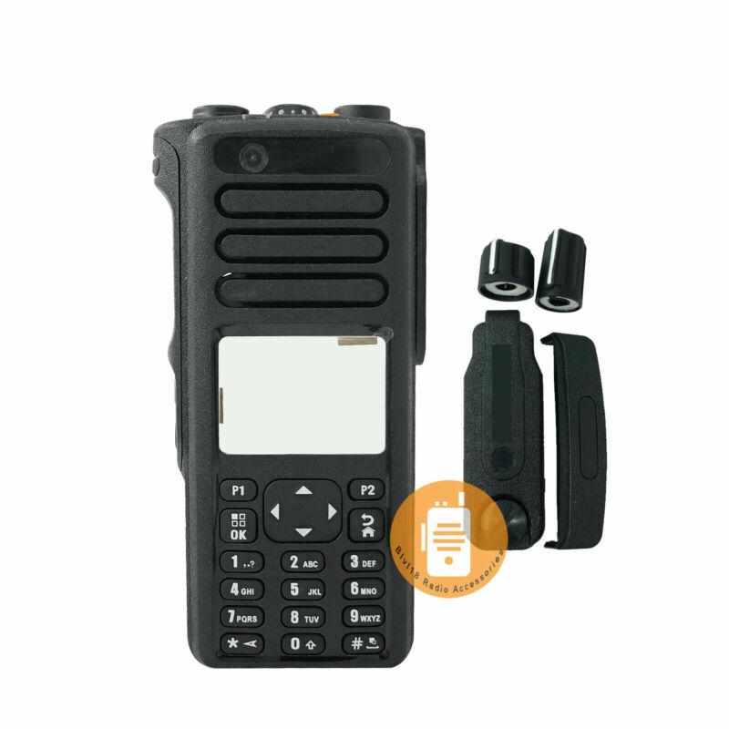 Black Protective Case Front Housing Case For Motorola XPR7550e XPR7580e Radio