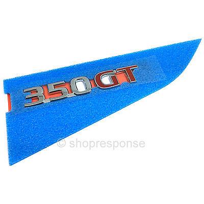JDM Nissan 03-08 Infiniti G35 Sedan 4 Door Skyline V35 Rear 350GT Emblem Badge for sale  Torrance