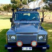 "Land Rover DEFENDER 110 - 7 Seater - 2.4 Tdci""Premium Condition"" Melbourne CBD Melbourne City Preview"