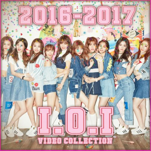 KPOP  Memorabilia I.O.I  Collection  2016 to 2017