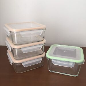 Glass-Lock Containers