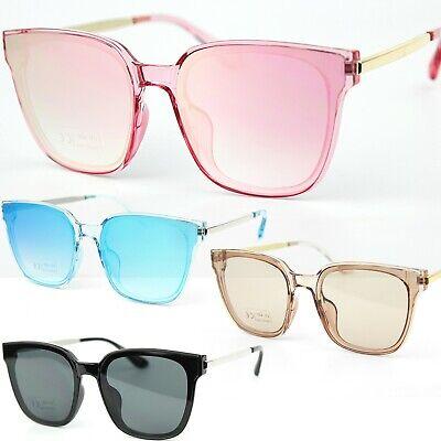 Damen Große Designer Schmetterling Cat Eye Quadrat Sommer Hot Sonnenbrille 100%
