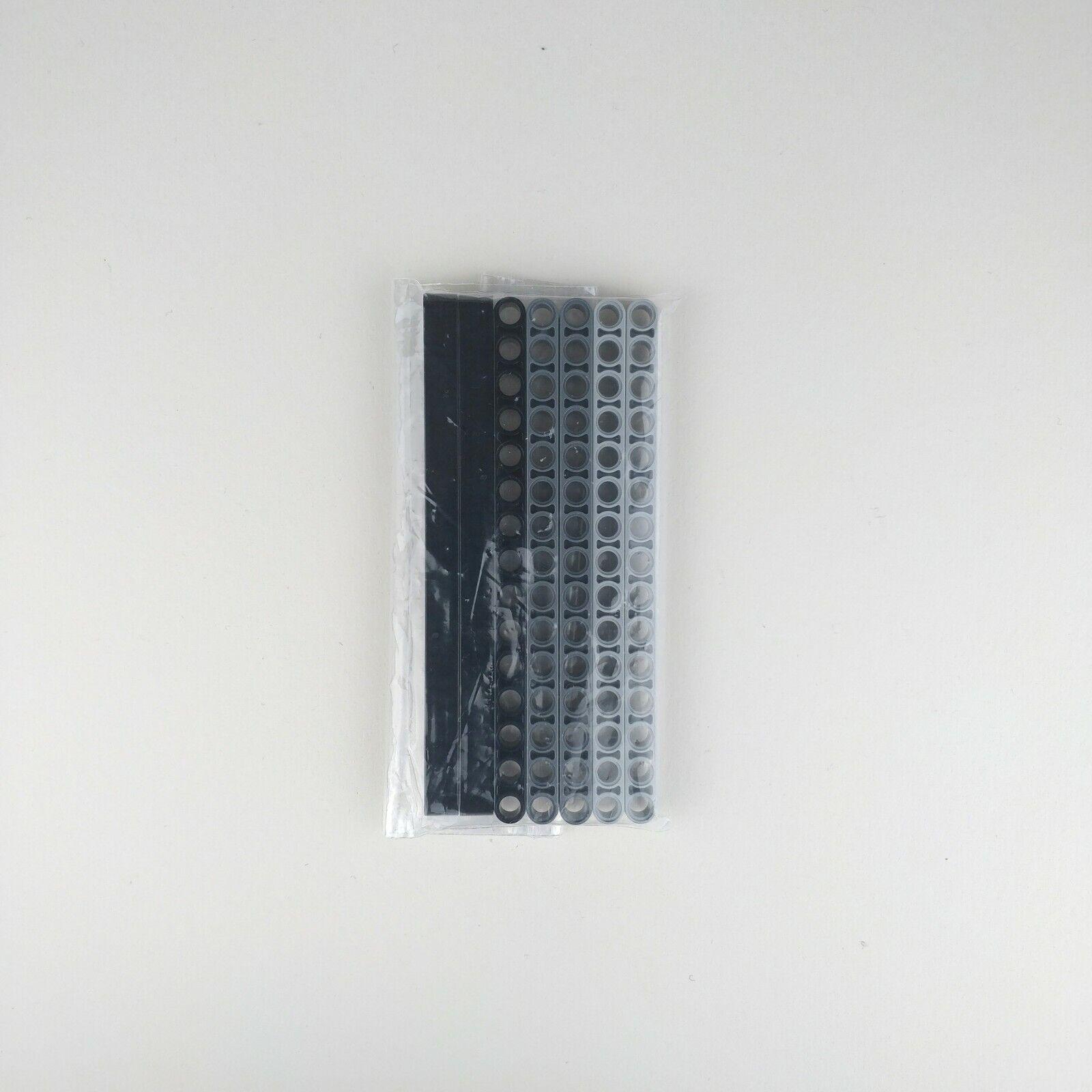 169pc LEGO MINDSTORMS EV3 BULK PART SET: Liftarm Connector Pin Bush TECHNIC