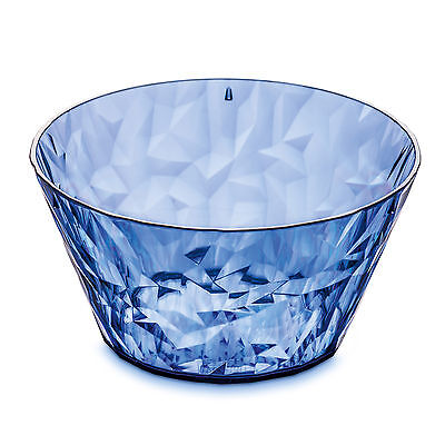 Light Blue Plastic Bowls (Koziol Small Plastic