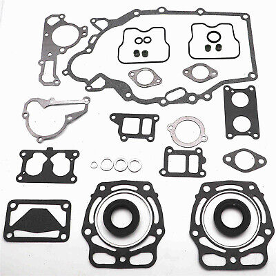 Complete Engine Rebuild Gasket Fit for John Deere FD620 FD661 D Mower Tractor (Engine Rebuild Gasket)