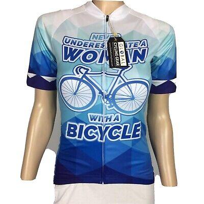 NWT Global Cycling Gear Women