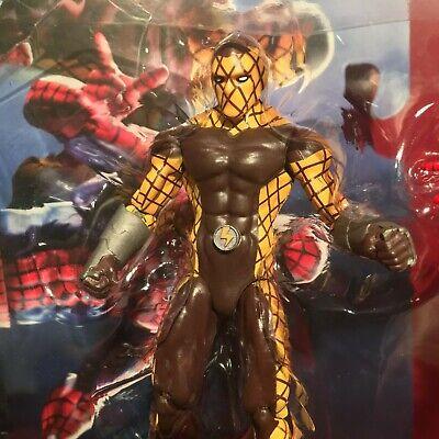 """Marvel Legends 3.75"""" inch SHOCKER FIGURE *MINT NEW LOOSE* Ultimate Spider-Man"""