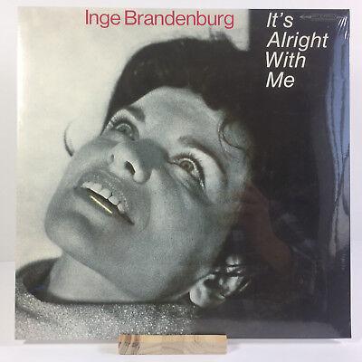 Inge Brandenburg - It's alright with me | Sonorama | Vinyl LP | NEU OVP | Jazz