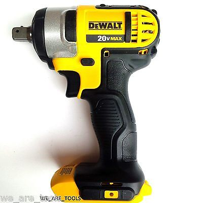 "New Dewalt 20V DCF880 Cordless 1/2"" Battery Impact Wrench 20 Volt Drill"