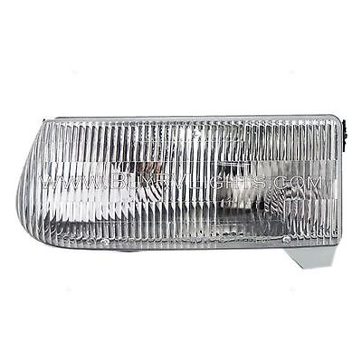 ALFA FOUNDER 2005 2006 LEFT DRIVER HEAD LIGHT HEADLIGHT FRONT LAMP RV MOTORHOME
