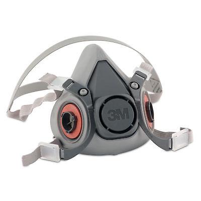 3m 6000 Series Half Mask Respirator - Large