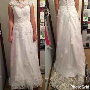 Wedding Dress Lochinvar Maitland Area Preview