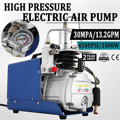 110v 30mpa 4500psi Air Compressor Pump Pcp Electric High Pressure Yong Heng