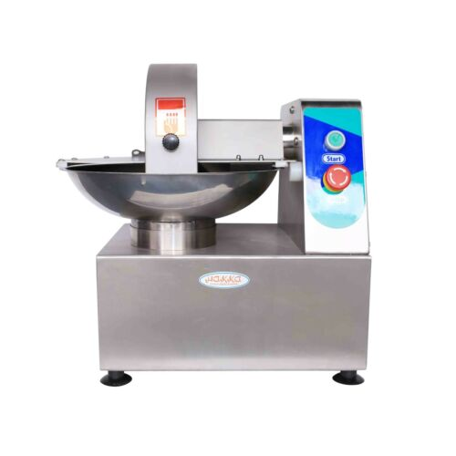 Hakka Commercial Multifunction 5L Meat Bowl Cutter Mixer