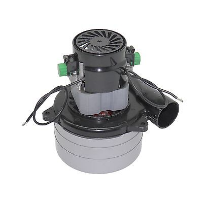 New Tennant Sweeper Scrubber Vaccum Motor 3 Stage Fan 36vdc Pn 130413