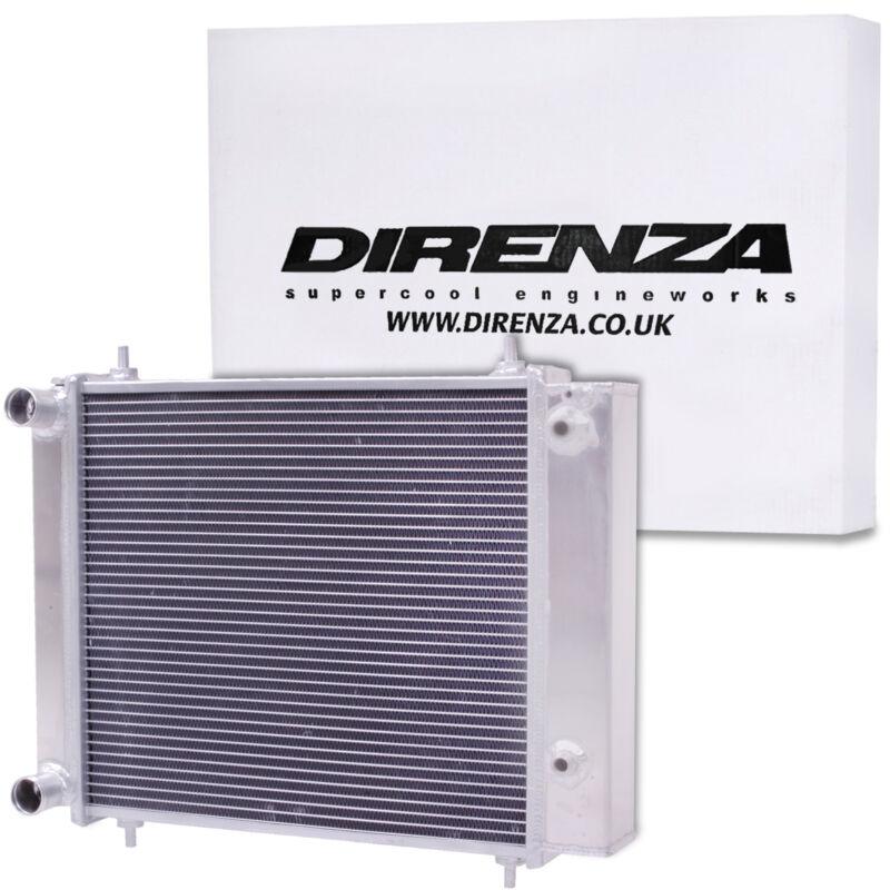 DIRENZA ALUMINIUM RADIATOR RAD FOR LAND ROVER DISCOVERY DEFENDER 200 300 TDI 2.5
