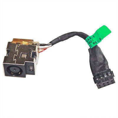 AC DC Power Jack Cable Charging Port for HP g4-2200la g4-2235dx g4-2275dx laptop