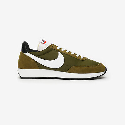 Halloween Black N White (Nike Air Tailwind 79 487754-302 Legion Green/White/Black Mens Shoes)