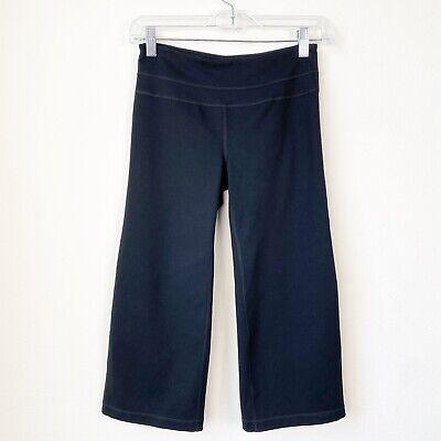 Zella Women's Crop Flare Black Leggings Size XS