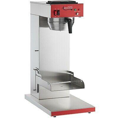 Avantco Automatic Airpot Coffee Maker With Adjustable Shelf - 120v 1450w
