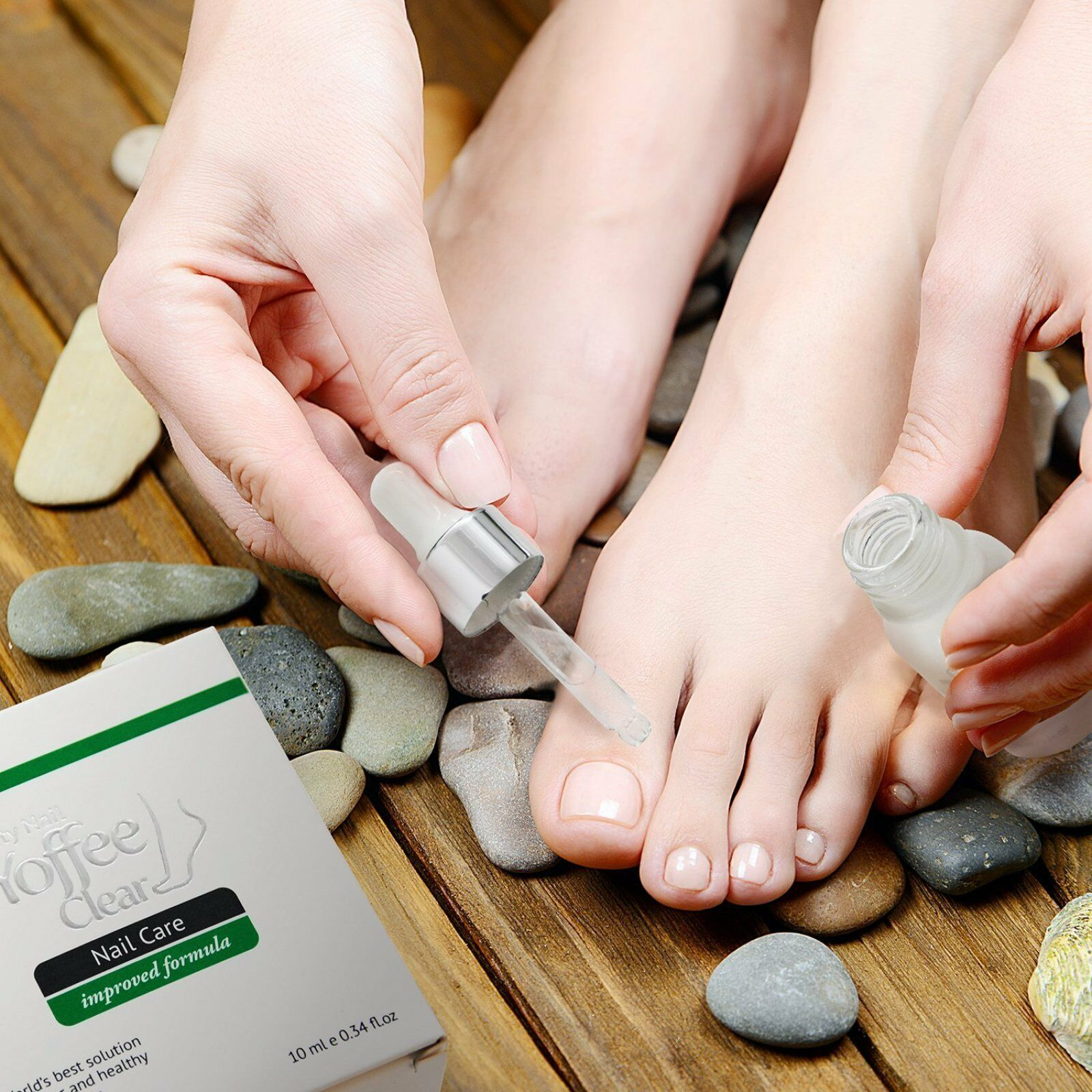 Simon Tom Yoffee Fast Effective Toenails Grow No More Fungal Nail ...