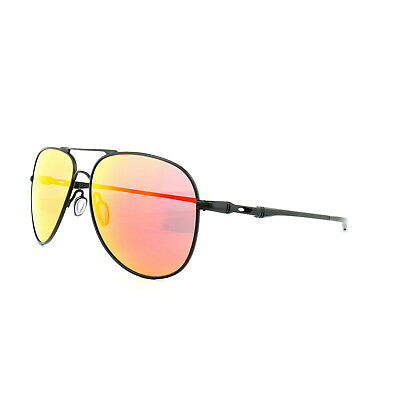 b5cc88fec88 ... netherlands oakley sunglasses elmont m oo4119 04 satin black ruby  iridium 03b04 88645 ...