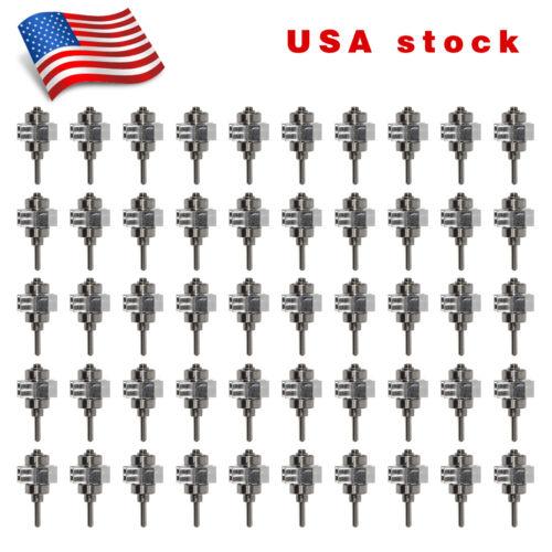 50*USA Dental Cartridge Turbine Rotor for Fiber Optic LED E-generator Handpiece