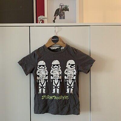H&M Star Wars Tshirt Age 2-4yr