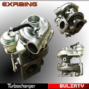 RHB5 Turbo Charger - HOLDEN / ISUZU Rodeo 4JB1 2.8L IHI