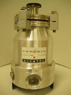 Alcatel PTM 5081 Vacuum Pump w/ Accessories
