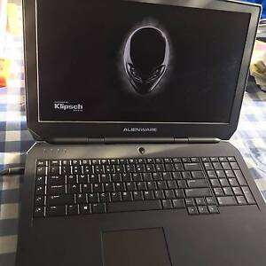 """Alienware M17X 17.3"""" Intel Core i7 2.4Ghz 16GB RAM, 256 SSD 1 TB Thomastown Whittlesea Area Preview"""