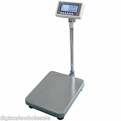 Ntep Heavy Duty Platform Floor Bench Scale 100lb X 0.02 T-scale Mbw-100 Rs232c