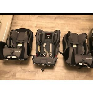 3 Car Seats - Diono Ranier and 2X Safety 1st Complete Air