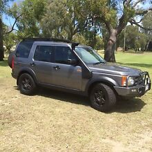 2008 Land Rover Discovery 3 Wagon Woodlands Stirling Area Preview