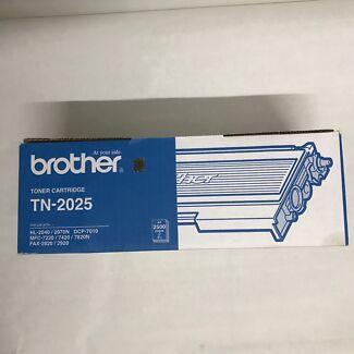 Genuine BROTHER TN-2025