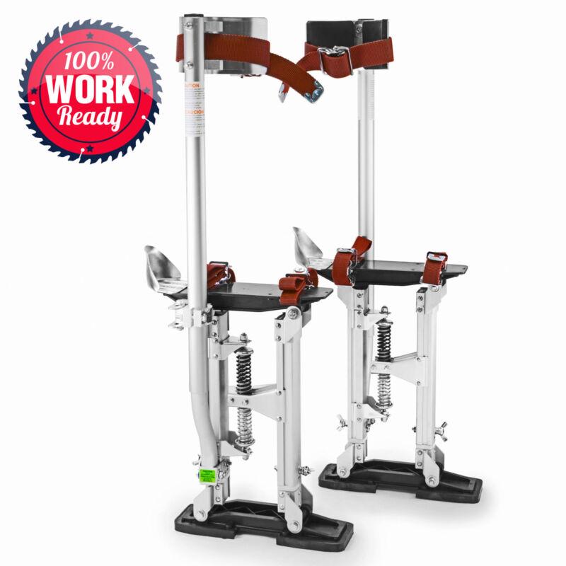 "Drywall Stilts Painters Walking Taping Finishing Tools - Adjustable 15"" - 23"""