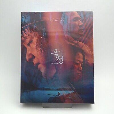 The Wailing .Blu-ray Steelbook Full Slip Type A