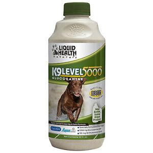Liquid Health K9 Level 5000 (32oz)