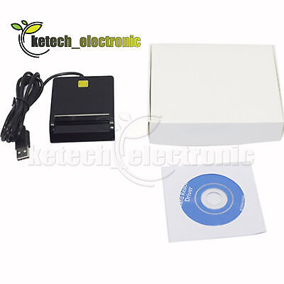 Smart Card Reader Cac Common Access Card Reader Iso 7816 For Simatmicid L2ke