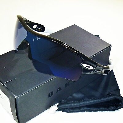 Oakley Radar Path Sunglasses - Polished Black Frame/Ice Iridium Lens   9051-1533, used for sale  Shipping to India