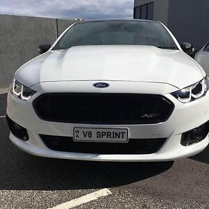 Ford Falcon V8 Sprint - Limited Edition Leeming Melville Area Preview