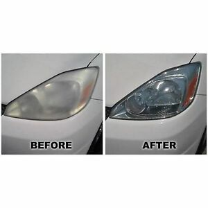 Car Headlight Restoration Service Fairy Meadow Wollongong Area Preview